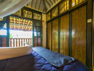 Charming Javanese Joglo with Seaview - Lombok vacation rentals