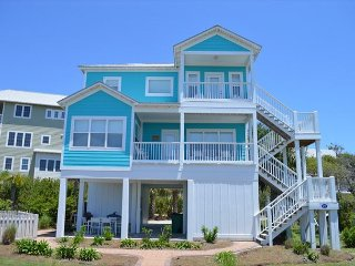 Seabreeze - Seagrass Subdivision with a private pool and is pet friendly! - Cape San Blas vacation rentals