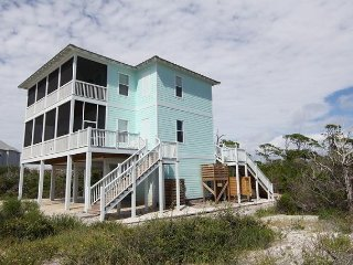 5 Bedroom, 4.5 Bath Gulf View Home with a Private Pool - Cape San Blas vacation rentals