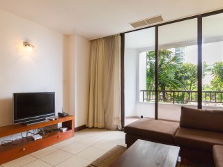 Calm and quiet garden view apartment for rent - Colombo vacation rentals