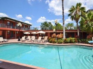 Royal Orleans 106  Redington Beach Ground Floor- Poolside -Across from Gulf! - Redington Beach vacation rentals