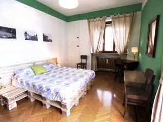 ECO apartment near Pala Alpitour&Olimpic Stadium 3 bedrooms 2 bathrooms 120 sqm - Turin vacation rentals