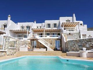 Blue Villas | Ornos Gem | Luxury Villa Complex - Ornos vacation rentals