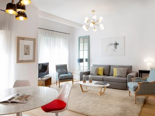 Silva - Gran Vía- 3bedroom/3bathroom ( NEW) - Madrid vacation rentals