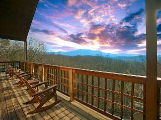 Amazing Mountain Views - 3 Bedroom Cabin - Sevierville vacation rentals