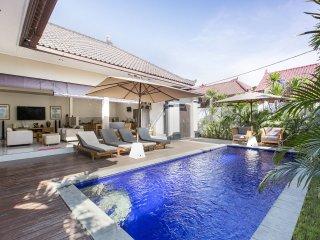Nice Villa with Deck and Internet Access - Seminyak vacation rentals