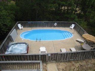 Private pool, spa & only a few steps to the ocean - Corolla vacation rentals