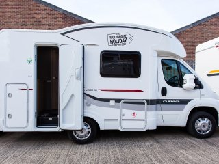 4 Berth Motorhome - Adria Matrix Axess 590SG S1 - Bristol vacation rentals