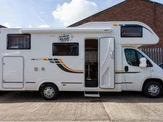 6 Berth Family Motorhome - SunLiving A49 - Bristol vacation rentals
