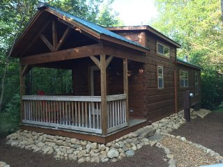 Little River Retreat - New Tiny Cabin - Mentone vacation rentals