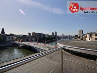 """Penthouse"" Apartment on the Top Floor! - 7252 - Liege vacation rentals"