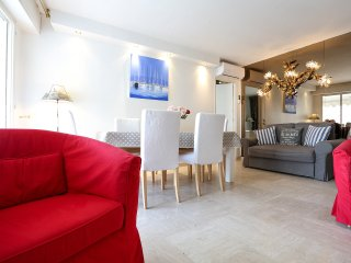 Cannes Croisette - in front of the beach, free parking - Cannes vacation rentals