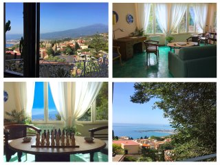MARGOT'S APARTMENT Etna & Sea View - Taormina vacation rentals