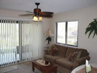 Ocean Village Club D14, Ground Floor, WIFI - Saint Augustine vacation rentals