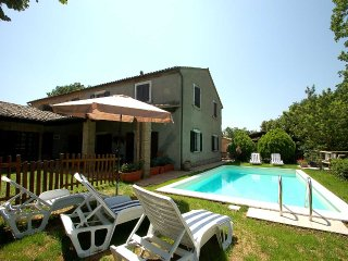 House with private pool and panoramic views at 16 kms from Orvieto. Great views! - Allerona vacation rentals