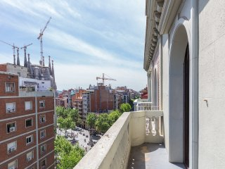 Design flat sagrada familia 5.3 - Barcelona vacation rentals