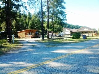Double E Sportsman's Camp (cozy camping cabins) - Rock Creek vacation rentals