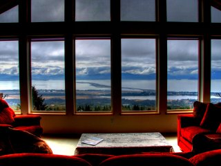 Stunning Panoramic View house for 2 - 14 people - Homer vacation rentals