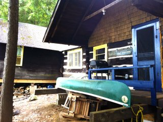 Rustic Boat  access  LIttle Hawk Lake Cottage - Haliburton vacation rentals