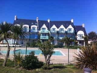 Appartement 4 personnes vue mer avec piscine - Le Guilvinec vacation rentals
