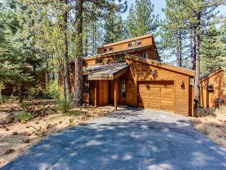 Northstar Charmer with Spectacular Forest & Golf Views - Truckee vacation rentals