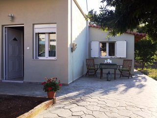 Little House on the personal fenced plot,150m. sea - Nea Makri vacation rentals