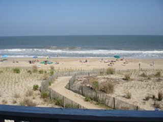 Ocean Front Townhome on 78th St in Ocean City, MD - Ocean City vacation rentals