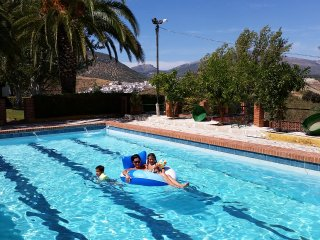 Masegal, WIFI, Andalusia, pool, walking, culture - Carcabuey vacation rentals