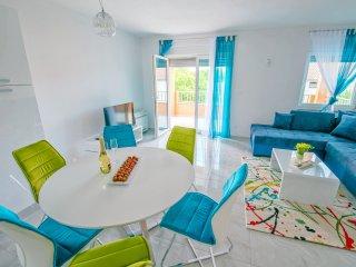 Bright Vodice Studio rental with Internet Access - Vodice vacation rentals