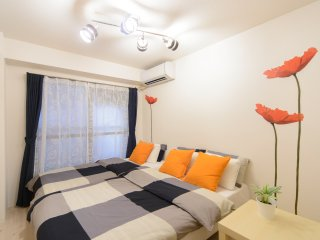 Direct KIX Airport★Near Namba★Wi-fi - Osaka vacation rentals