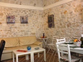 Heraklion Charming Stone Built Apartment. - Heraklion vacation rentals