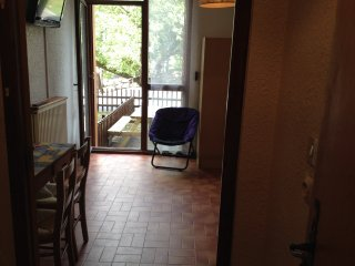 Nice Studio with Television and Microwave - Saint-Chaffrey vacation rentals