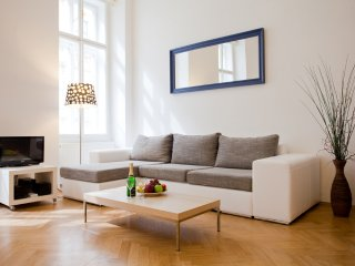 Apartment La Rotonde –3 bedroom for up to 8 people - Prague vacation rentals