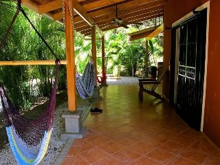 Beautiful 2 bedroom Nosara House with Wireless Internet - Nosara vacation rentals