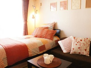 5 mins to Kyoto st.!/ 2ppl/ Good for single & couple trip/ convenient area! - Kyoto vacation rentals