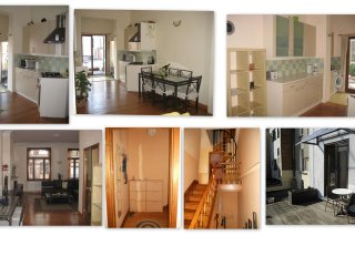 Triplex - 120m2-Tout Comfort-2chambres-Terrasse - Brussels vacation rentals