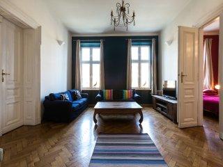 140sqm Stanislas Apartment, 3brd,2bthr in Old Town - Krakow vacation rentals
