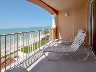La Contessa 307- 3 BR Gulf Front Condo - HDTV, Internet, Free Long Distance! - Redington Beach vacation rentals