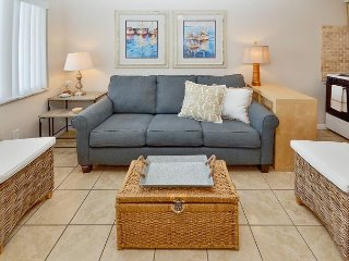 Tropic Breezes #5 - Nice and Nautical! Ground Floor Poolside- Steps to Beach! - Madeira Beach vacation rentals