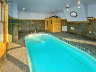 Private Indoor Pool cabin - sleeps 8 - Sevierville vacation rentals