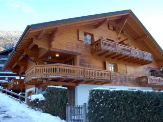 Chamath 16 - 5.5 pièces - Champéry vacation rentals