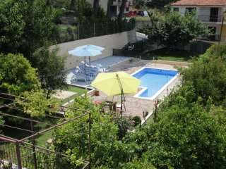 Wide Apartment with Pool & Terrace - Podstrana vacation rentals
