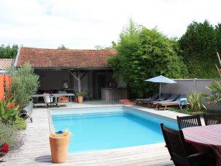 Maison avec piscine pour 7 personnes - Le Bouscat vacation rentals