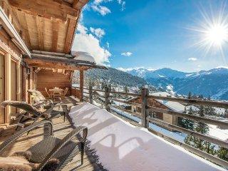 Perfect 4 bedroom Bagnes Villa with Internet Access - Bagnes vacation rentals