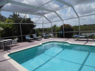 Nice Bungalow with Internet Access and Dishwasher - Lehigh Acres vacation rentals