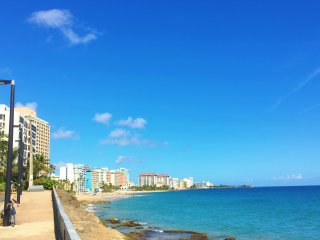 Center Of It All! Across From Condado Beach! - San Juan vacation rentals