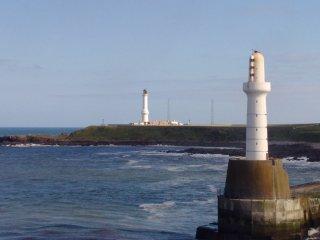 NEW for 2016 Aberdeen Lighthouse Cottage 2 coastal - Aberdeen vacation rentals