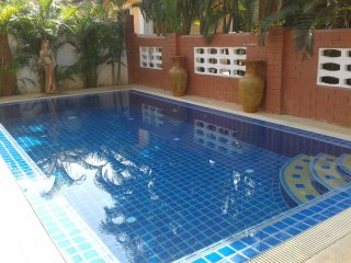 Villa 4BD 3B Swim pool near walking street/beach - Pattaya vacation rentals