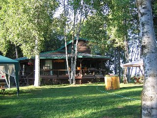 Captain Blighs Kenai River Lodge and Guide Service - Kenai vacation rentals