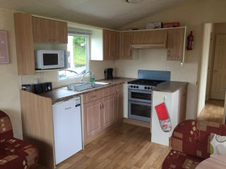 Brynowen 6-Berth caravan for hire - Borth vacation rentals